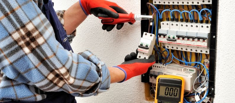 Renovación de cuadros eléctricos
